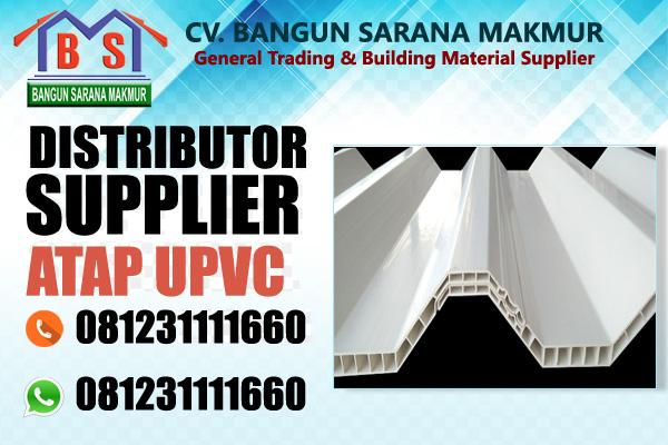 081231111660 || HARGA ATAP UPVC PERMETER 2019 MAKASSAR ...